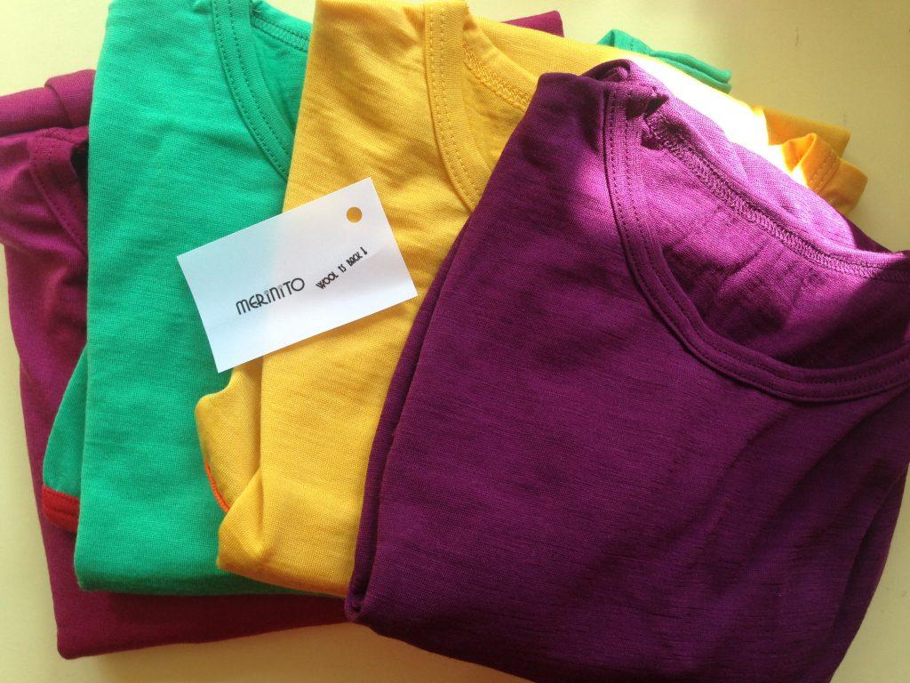 tricouri lana merinos