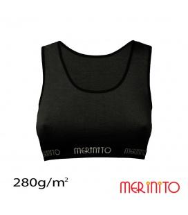Bustiera Merinito 280g 100% lana merinos