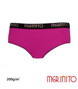 Lenjerie dama Merinito Hipster Briefs 200g 100% lana merinos
