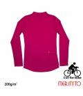 """Bluza dama """"Cut for bike"""" 200 g"""