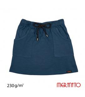 Fusta copii Merinito 230g 100% lana merinos