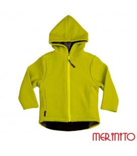 Jacheta copii Merinito lana fiarta si merino plus