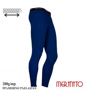 Colanti barbati Merinito 200g 95% lana merinos 5% elastan