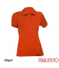 "Tricou de dama ""Polo Jersey"" 200g/mp"