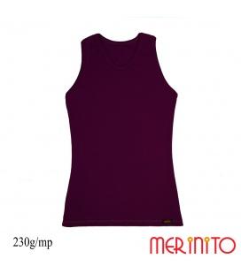 Maiou dama Merinito 230g 100% lana merinos