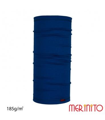 Neck tube lana merinos 185g