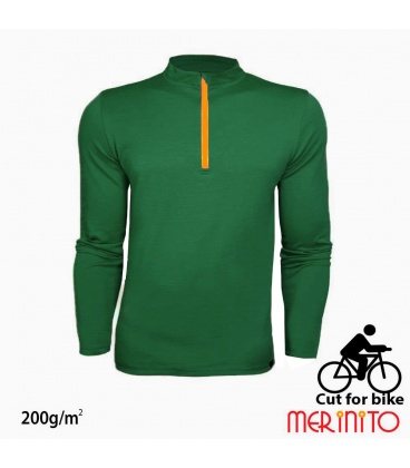 "Bluza barbateasca ""Cut for bike"" 200 g"