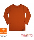 Bluza copii Merinito 70% matase 30% lana merinos