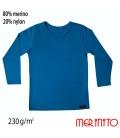 Bluza copii Merinito 230g lana merinos