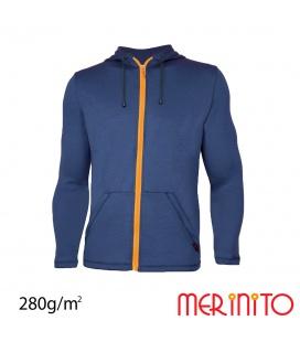 Hanorac barbati Merinito 100% lana merinos