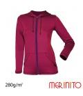 Hanorac dama Merinito 100% lana merinos