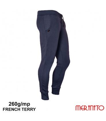 Pantaloni Jogger barbatesti French Terry 260g