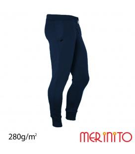 Pantaloni barbati Merinito Jogger 100% lana merinos