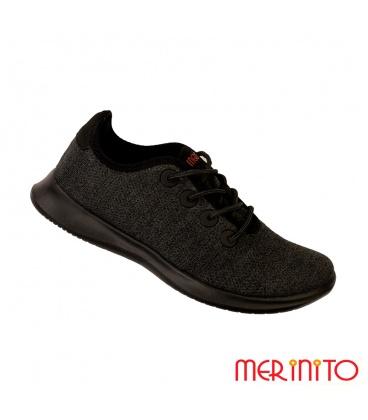Sneakers barbati Merinito knitted
