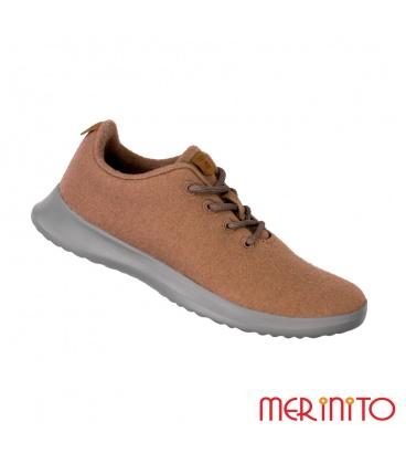 Sneakers dama Merinito boiled merino