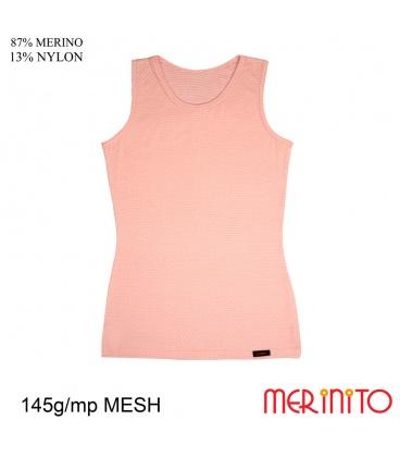 Maiou dama Merinito Mesh 87% lana merinos 13% nylon