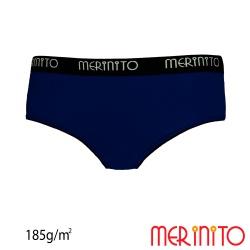 Lenjerie dama Merinito Hipster Briefs 185g 100% lana merinos