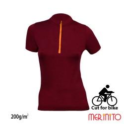 "Tricou dama ""Cut for bike"" 200 g"