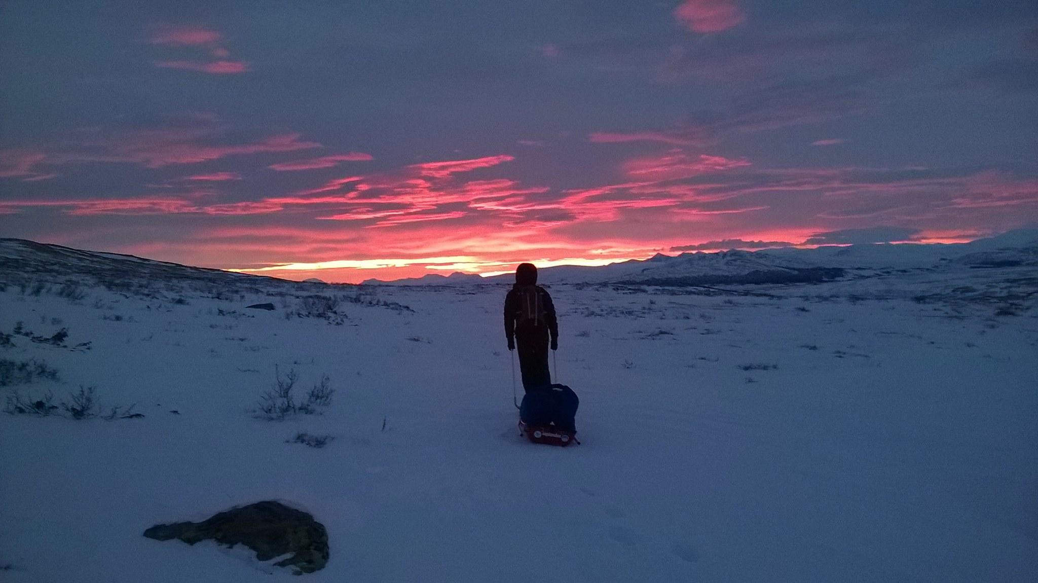Tura foto iarna nord