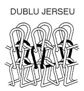DUBLU JERSEU MERINO