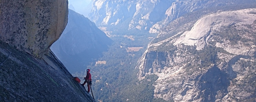 Salathe Wall - Yosemite catarat de Teofil Vlad si Bogdan Vasile Dumitrica
