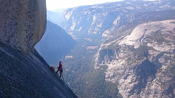 Salathe Wall - Yosemite - catarat de Teofil Vlad si Bogdan Vasile Dumitrica