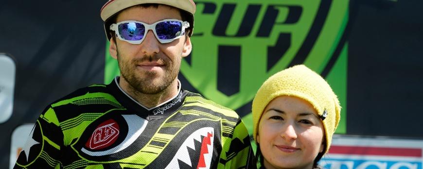 Oana si Bogdan Oproiu - Despre motocross si pasiunea pentru sport