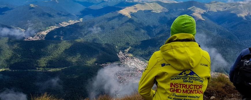 Cu Gabriel Jugănaru despre proiectul Mountain Adventure Sinaia