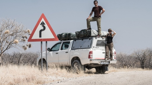 """""""Into The World"""" - Namibia"""